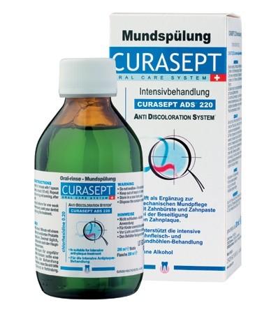Curasept mouthwash