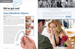 Invisalign - Dear Doctor Magazine