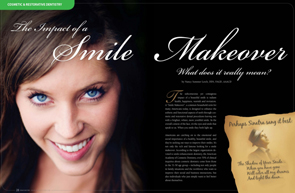 Smile Makeover - Dear Doctor Magazine